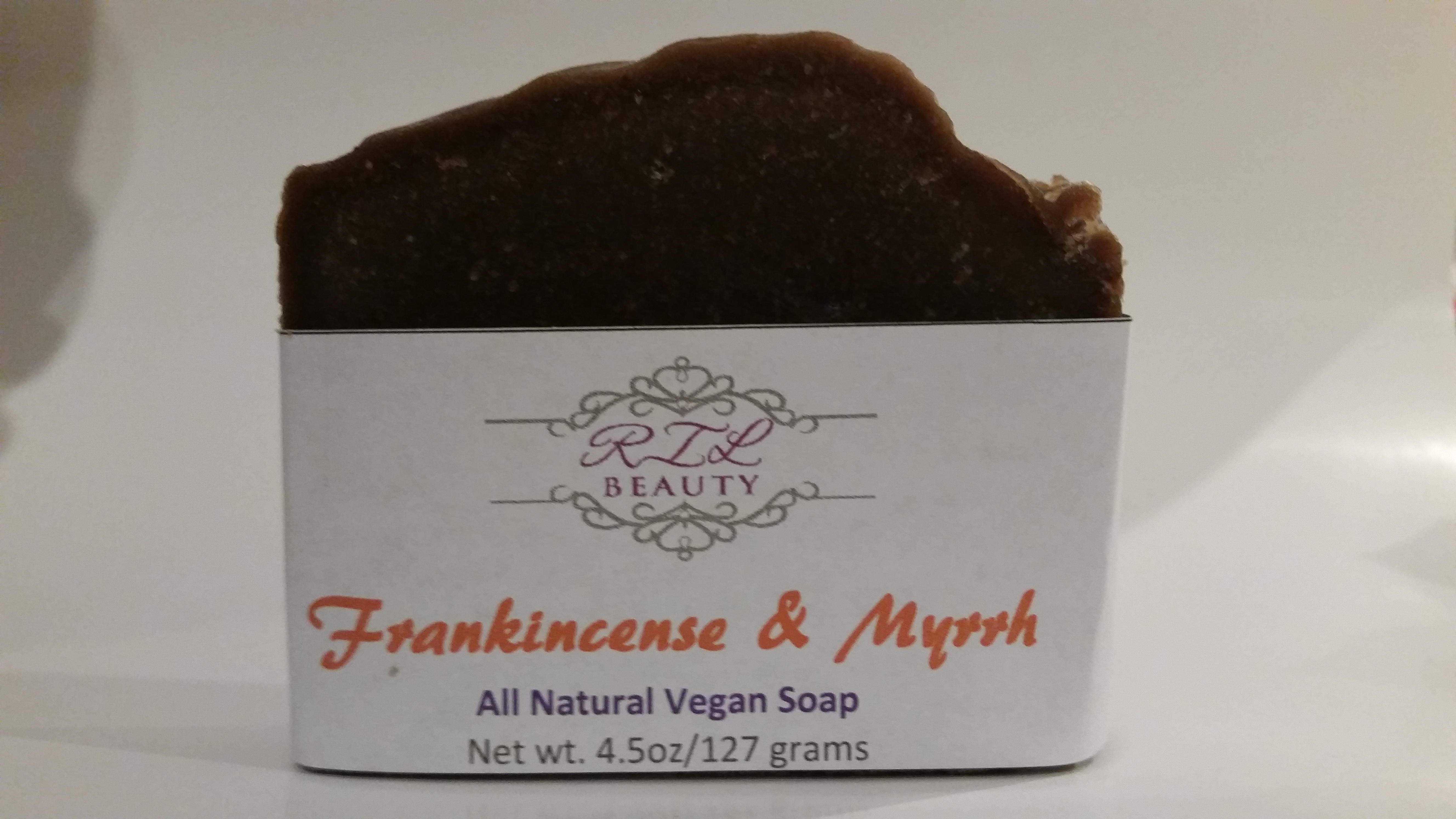 Frankincense & Myrrh Vegan Soap