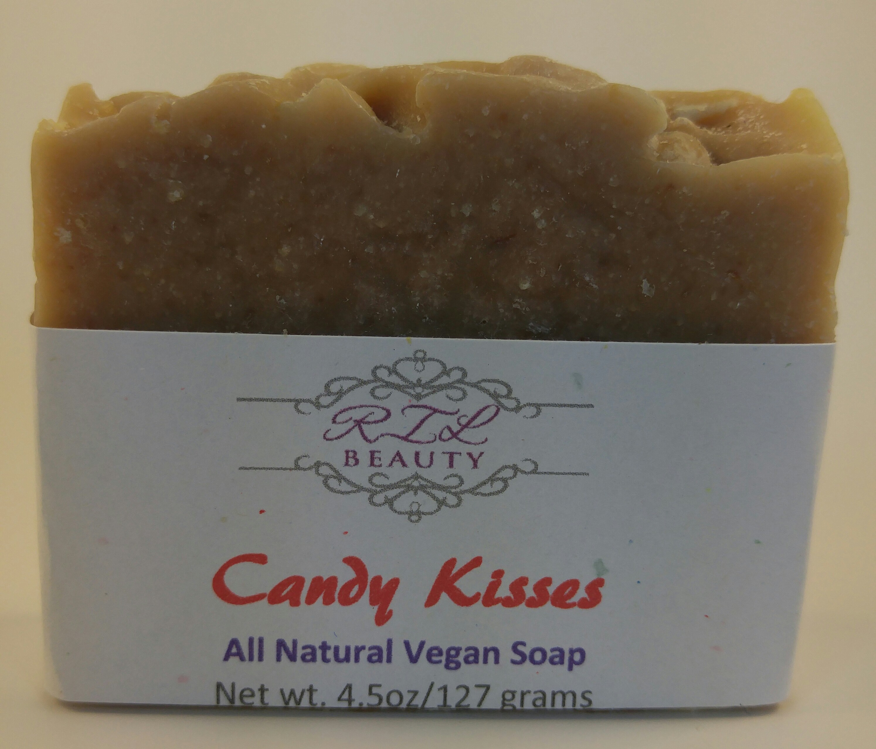 Candy Kisses Vegan Soap