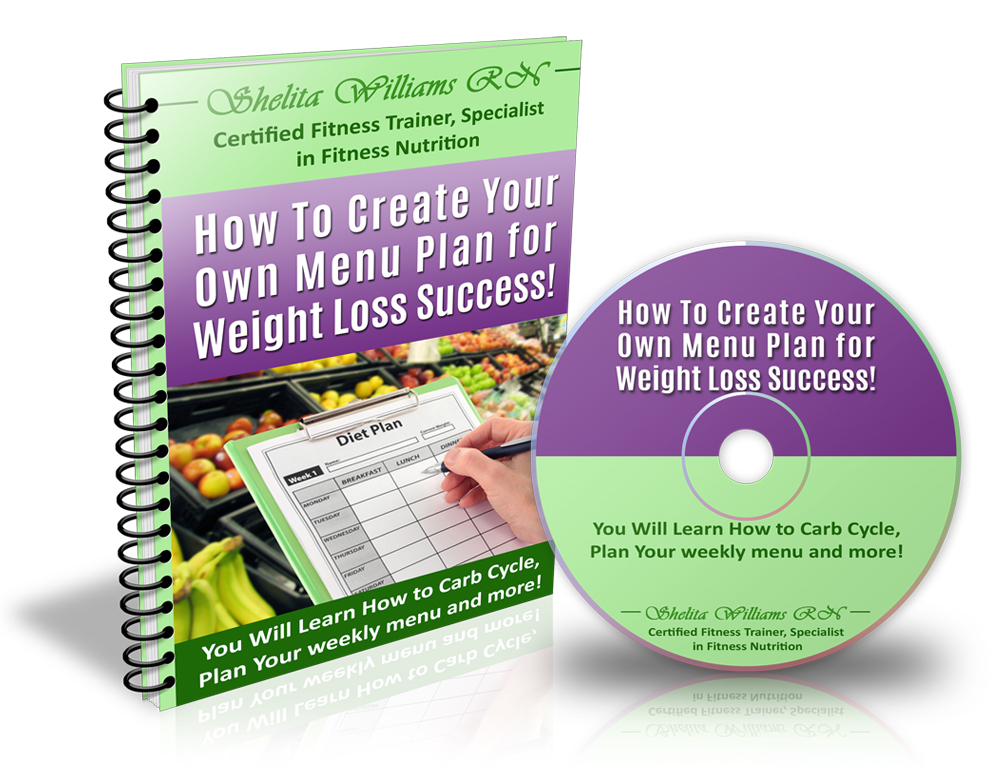 How to Create Your Own Menu For Weight Loss Success