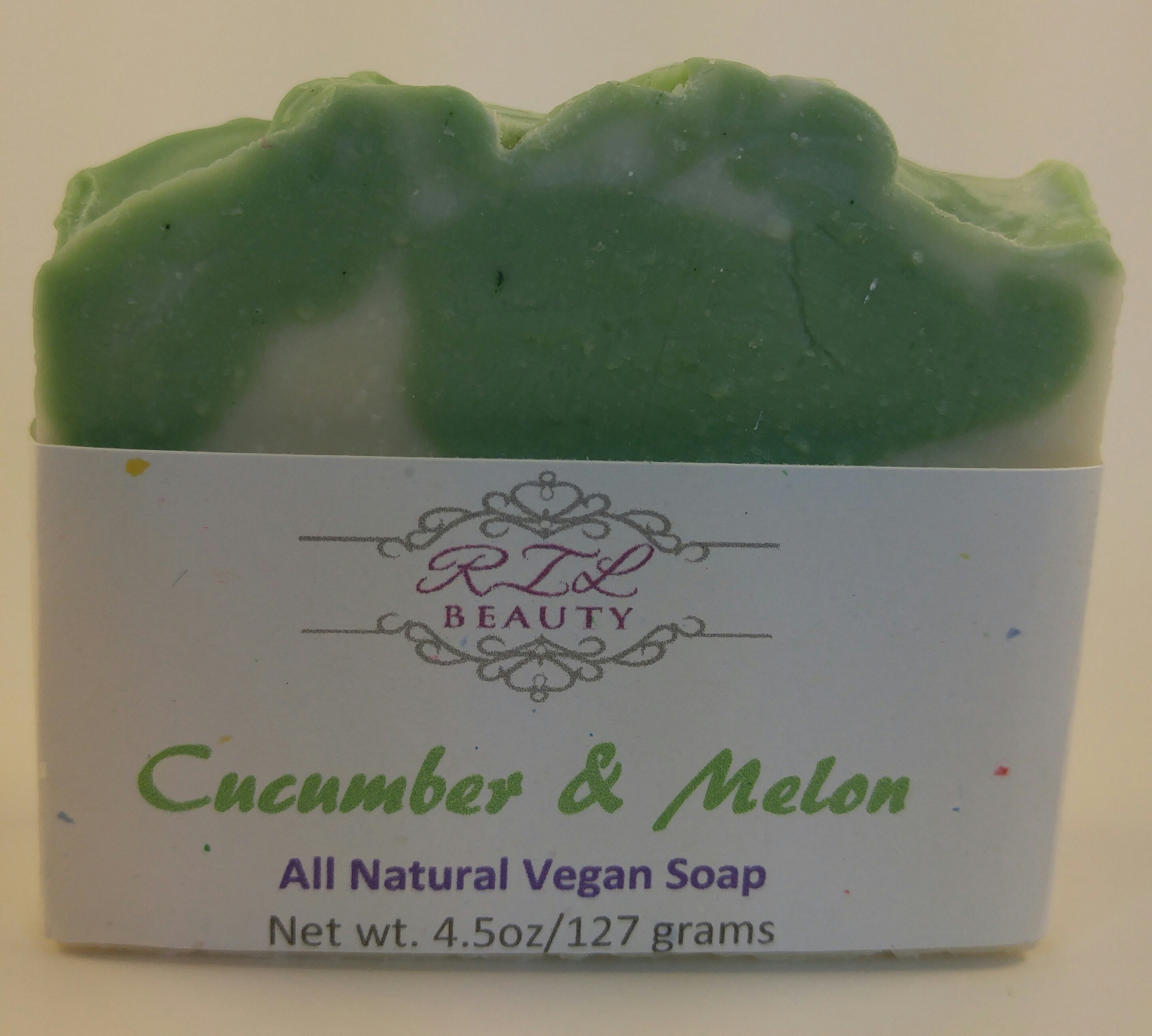 Cucumber Melon Vegan Soap