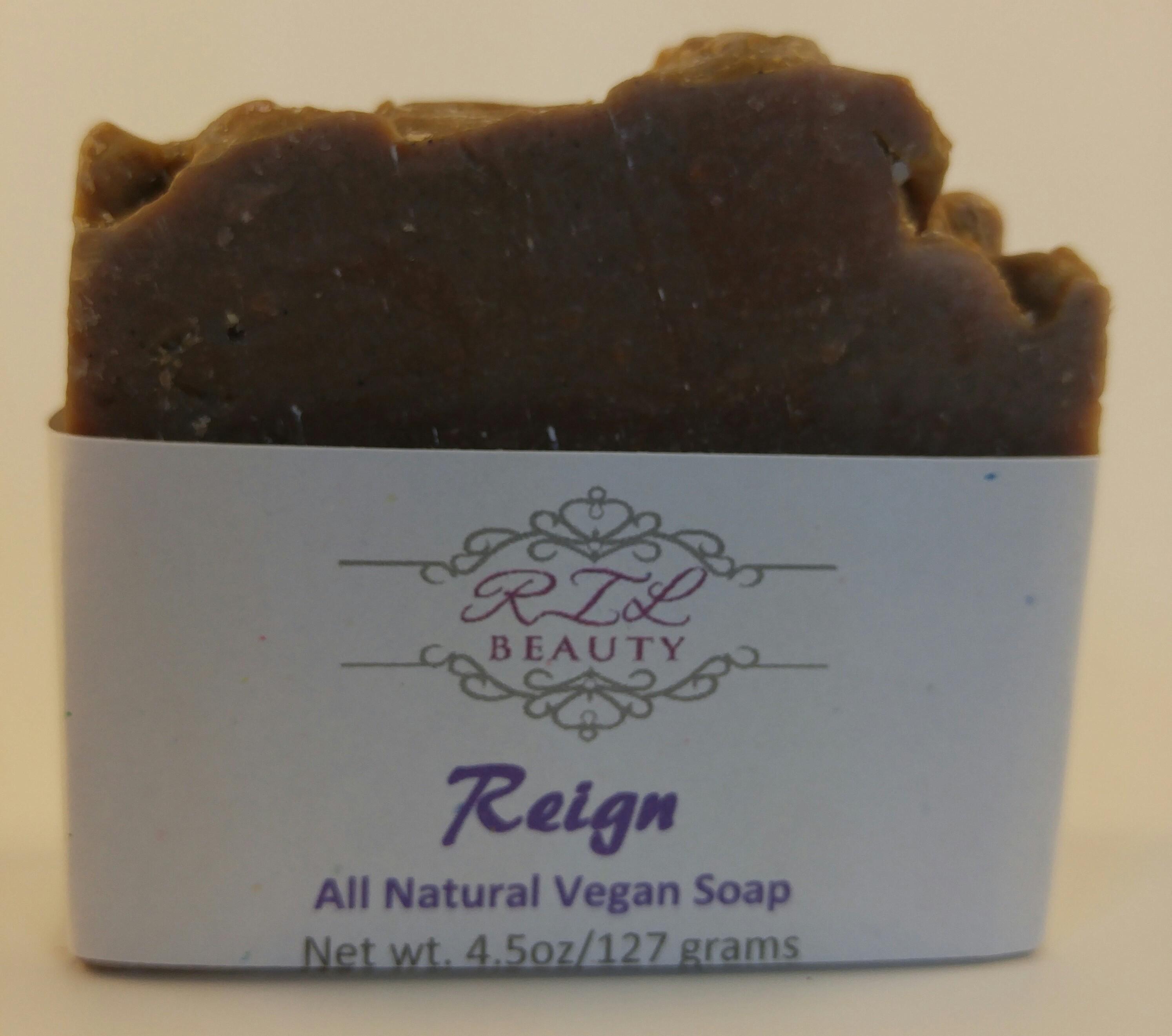 Reign Vegan Soap