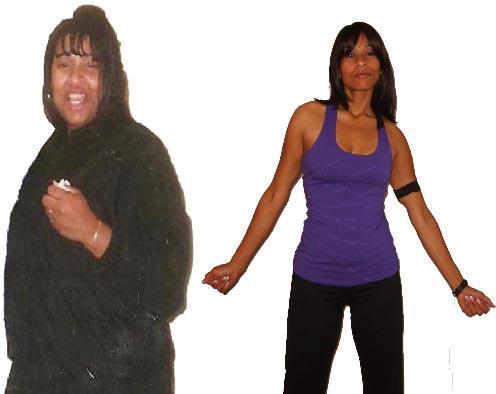 Shelita's Weight Loss Testimony!