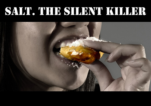 salt the silent killer