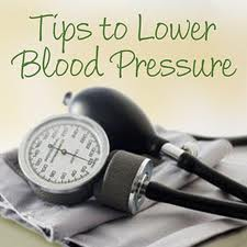 10 Ways to Lower Your Blood Pressure!
