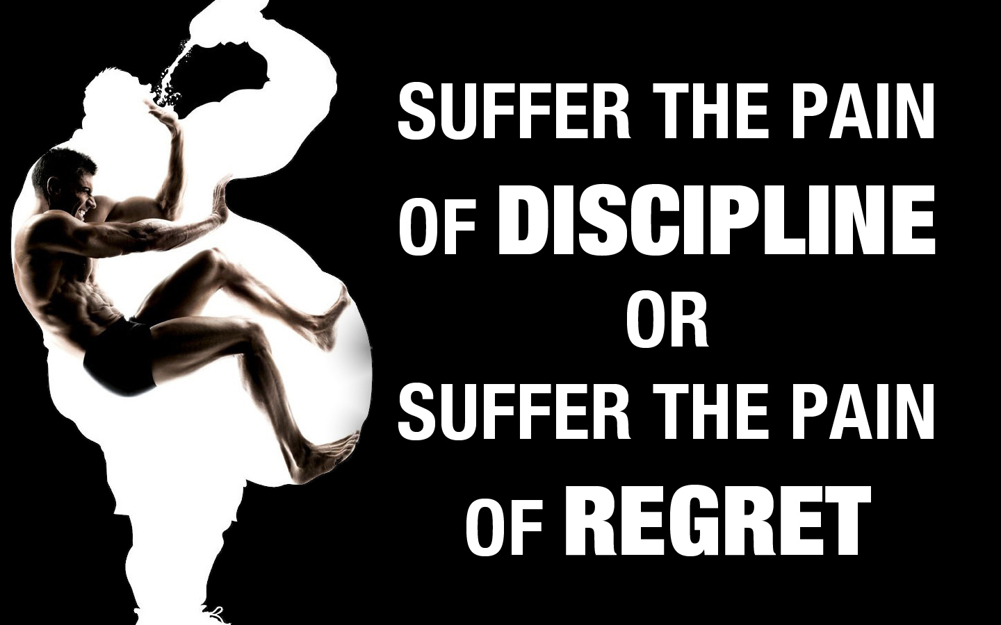 Self Discipline is the Key to Reign in Life!