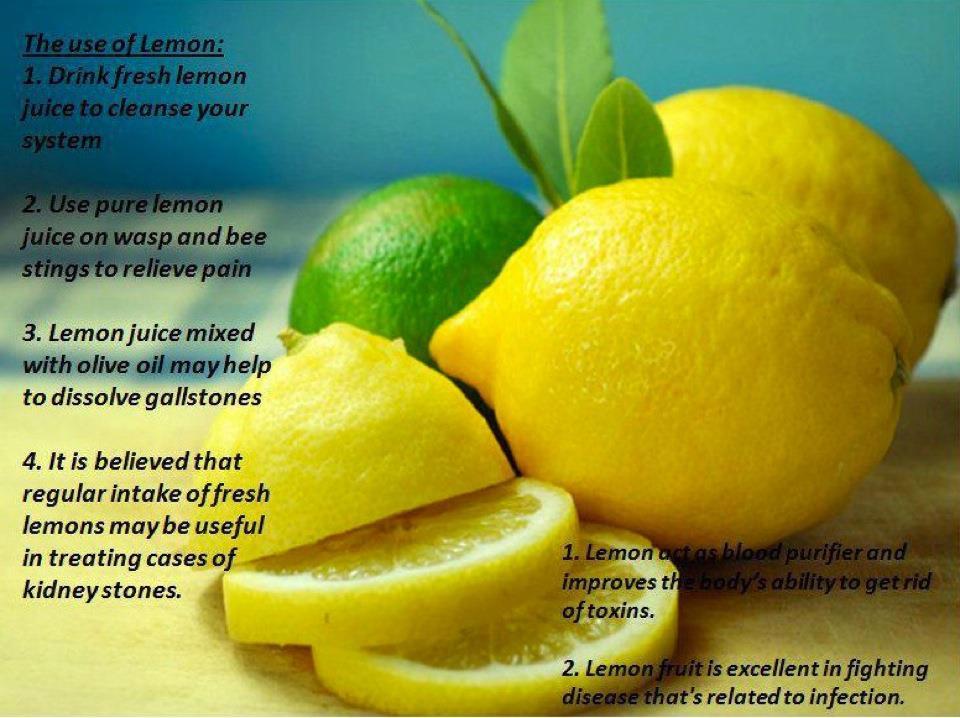 10 Benefits of Drinking Lemon Water!
