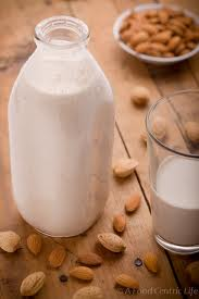 How to Make Raw Almond Milk!