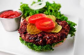 How to Make a Veggie Burger!