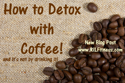 How to Detox with Coffee! | Journal day 5