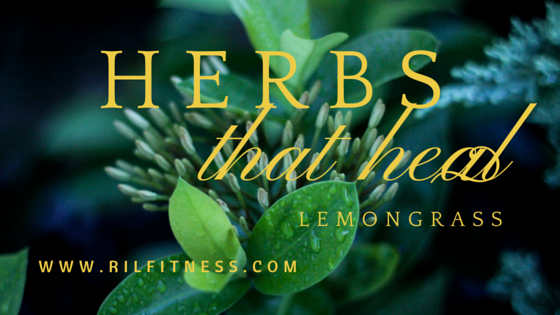 Herbs that heal lemongrass