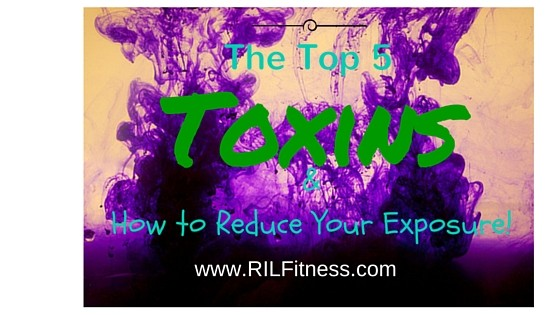 top 5 toxins
