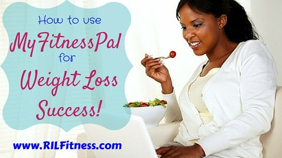 How to use myfitness pal