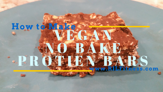 how to make vegan protein bars2