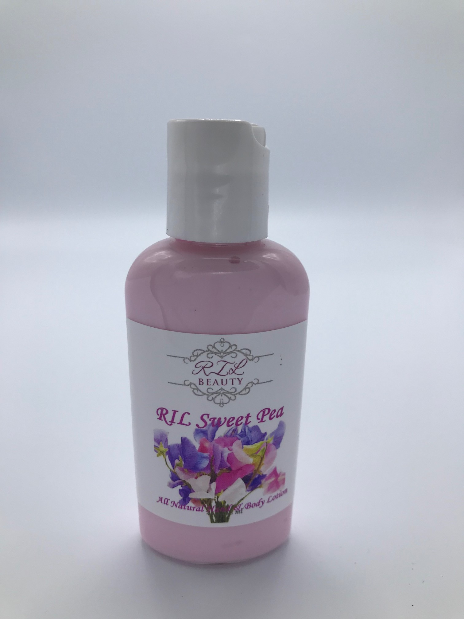 RIL Sweet Pea 2oz. Lotion (Travel Size)