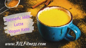 turmeric milk detox drink