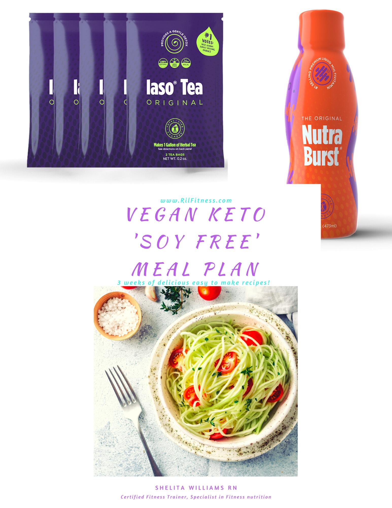 RIL Health Reset Vegan Keto